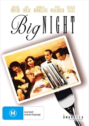 Big Night | DVD