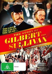 Story Of Gilbert And Sullivan, The | DVD