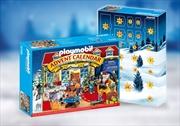 Playmobil Advent Calendar - Christmas Toy Store | Toy