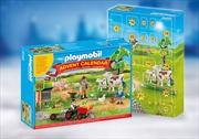 Playmobil Advent Calendar - Farm | Toy