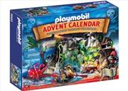 Playmobil - Advent Calendar Pirates | Toy