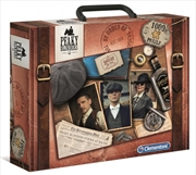 Clementoni Puzzle Peaky Blinders in Valigetta Puzzle 1,000 pieces | Merchandise