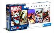 Clementoni Puzzle Marvel Panorama Puzzle 1,000 pieces | Merchandise