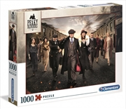 Clementoni Puzzle Peaky Blinders Puzzle 1,000 pieces | Merchandise
