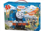 Thomas Circus Fun Giant Puzzle 24 Piece | Merchandise