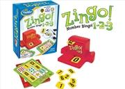 ThinkFun - Zingo! 1-2-3 Game | Merchandise