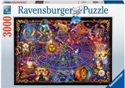 Zodiac Puzzle 3000 Piece | Merchandise