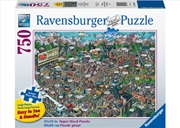 Acts Of Kindness 750 Piece Large Format Puzzle | Merchandise