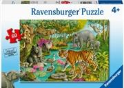 Animals Of India 60 Piece Puzzle | Merchandise
