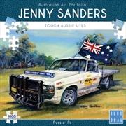 Blue Opal - Aussie As 1000 Piece Puzzle | Merchandise