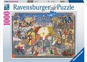 Romeo And Juliet Puzzle 1000 Piece | Merchandise