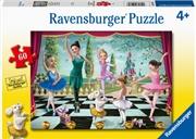 Ballet Rehearsal 60 Piece Puzzle   Merchandise