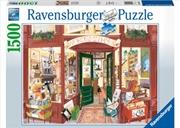 Wordsmiths Bookshop 1500 Piece Puzzle | Merchandise
