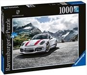 Porsche 911r Puzzle 1000 Piece Puzzle | Merchandise