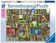Magical Bookcase Puzzle 1000pc | Merchandise