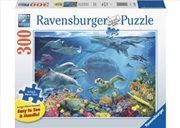 Life Underwater 300 Piece Large Format Puzzle | Merchandise