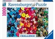 Challenge Buttons 1000 Piece Puzzle   Merchandise