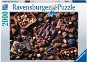 Chocolate Paradise Puzzle 2000 Piece | Merchandise