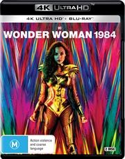 Wonder Woman 1984 | Blu-ray + UHD | UHD