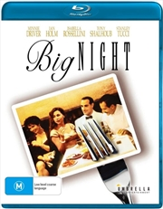Big Night | Blu-ray