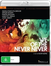 We Of The Never Never | Sunburnt Screens | Blu-ray
