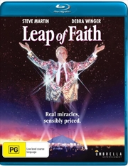 Leap Of Faith | Blu-ray