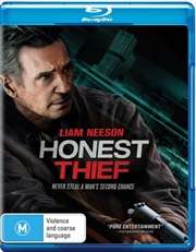 Honest Thief | Blu-ray