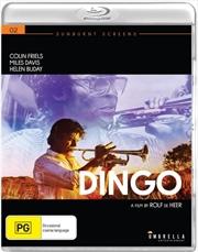 Dingo   Sunburnt Screens   Blu-ray