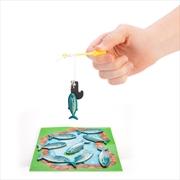 Worlds Smallest Fishing Set | Toy