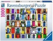 Doors Of The World 1000pc Puzzle | Merchandise