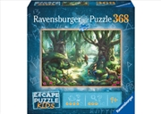 Whispering Woods 368 Piece Puzzle   Merchandise