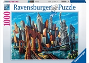 Welcome To New York 1000pc Puzzle | Merchandise