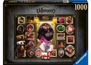 Villainous Ratigan 1000pc Puzzle | Merchandise