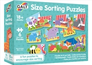 Size Sorting Puzzles | Merchandise