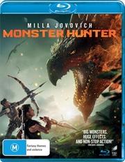 Monster Hunter | Blu-ray