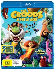 Croods - A New Age, The | Blu-ray