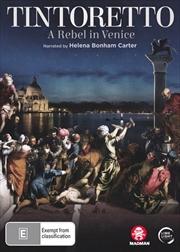 Tintoretto - A Rebel in Venice | DVD