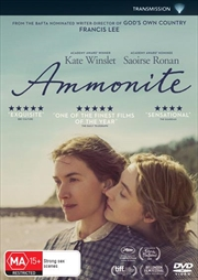 Ammonite | DVD