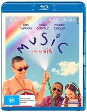 Music | Blu-ray