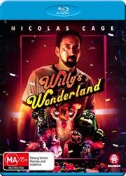Willy's Wonderland | Blu-ray