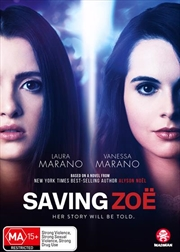 Saving Zoe | DVD