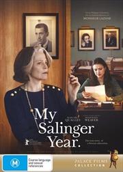 My Salinger Year | DVD