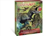 Dinostart - 24 Days Advent Calendar | Toy