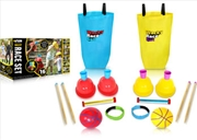 Wacky Race Obstacle Course   Toy