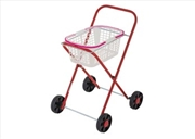 Metal Clothes Trolley Basket | Toy