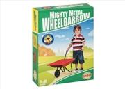 Metal Mighty Wheelbarrow | Toy