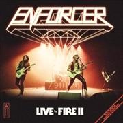Live By Fire II | CD