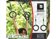 Ninja Rings Set Of 2 | Toy
