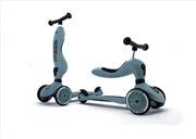 Scoot & Ride - Highwaykick 1 - Steel | Toy