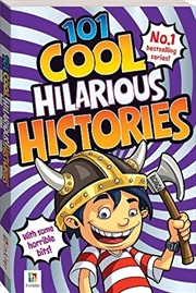 101 Cool Hilarious Histories | Books